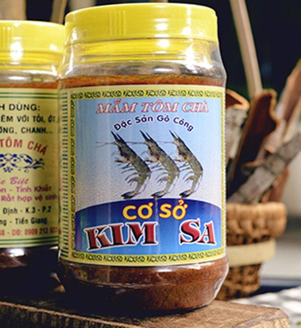 Mắm tôm chà Kim Sa