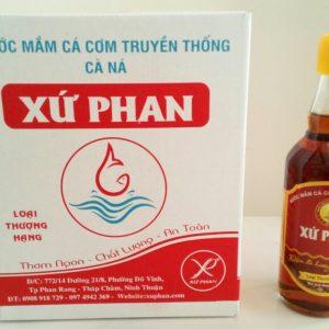 Nước mắm loại 2 Phan Rang
